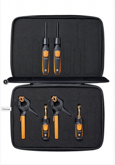 Testo Smart Probes – AC & refrigeration test set plus